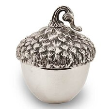 Harvest Covered Acorn Candy Bowl