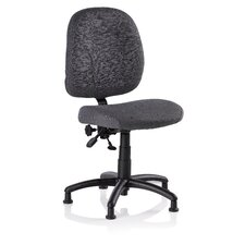 SewErgo Ergonomic Task Chair with Glides