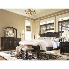 Savannah Poster Customizable Bedroom Set