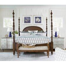 Dogwood Four Poster Customizable Bedroom Set