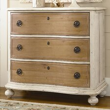 Down Home 3 Drawer Chest