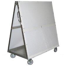 DuraBoard Aluminum Frame Tool Cart