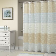 Aqualonia Polyester Shower Curtain