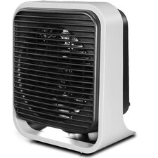 Indoor Heaters 1,500 Watt Portable Electric Fan Compact Heater