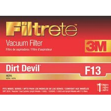 Type F-13 Upright Vacuum Cleaner Filter (Set of 2)