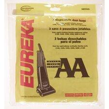 Type AA Whirlwind Vacuum Bag (Set of 3)