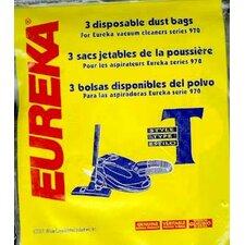 Type T Disposable Dust Bag