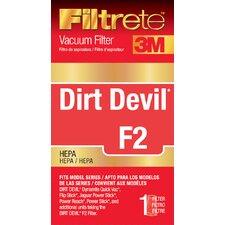 Dirt Devil F2 HEPA Vacuum Filter