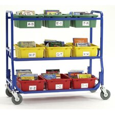 Library on Wheels Utility Cart