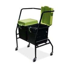 Tech Tub™ 12-Compartment Laptop Storage Cart