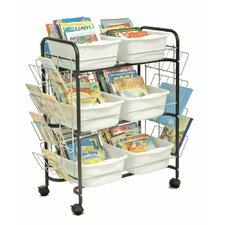 Teacher's Value Book Cart