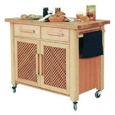 Littlecote Kitchen Cart