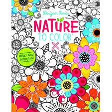 Adult C&A Nature to Color