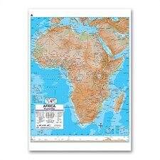 Advanced Physical Deskpad - Africa (Set of 2)