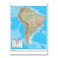Advanced Physical Deskpad - South America
