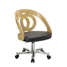 Bürostuhl PC600 mit mittelhoher Lehne