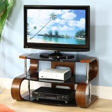Curve TV Shelf