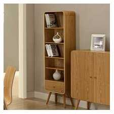Home Office Narrow 164cm Standard Bookcase
