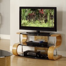 """Curve TV Bench for TVs up to 42"""""""
