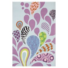 Lil Mo Hipster Funky Kids Area Rug