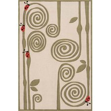 Whimsy Ivory Area Rug