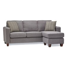 Leif Reversible Chaise Sectional