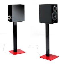 61 cm Lautsprecher-Ständer-Set Esse mit Ablage