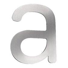 Hausnummer a