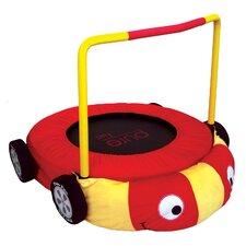 "36"" Race Car Jumper Trampoline"