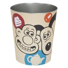 Wallace and Gromit Waste Paper Bin