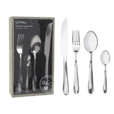 Bistro & Co Linari 16 Piece Cutlery Set