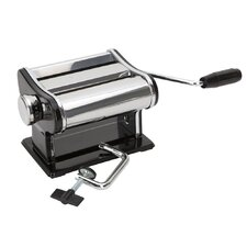 Pasta Machine in Chrome/Black
