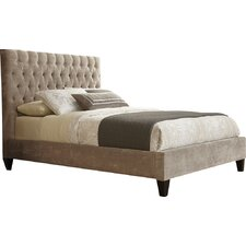 Reims Upholstered Panel Bed