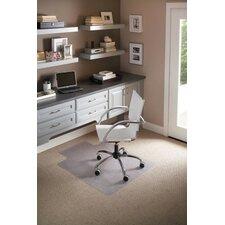 Anchormat Low Pile Carpet Beveled Edge Chair Mat