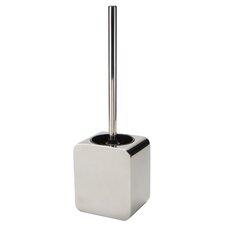 Polaris Free Standing Toilet Brush and Holder