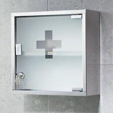 "Joker 11.8"" x 11.8"" Surface Wall Mounted Medicine Cabinet"