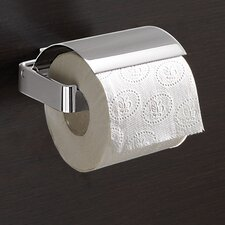 Lounge Wall Mounted Toilet Paper Holder with Cover