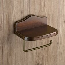 Montana Toilet Paper Holder with Cover