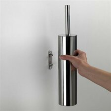 Edera Wall Mounted  Toilet Brush and Holder