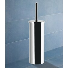 Maine Toilet Brush Holder in Chrome