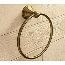 Romance Wall Mounted Towel Ring