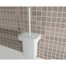 Nastro Wall MountedToilet Brush and Holder