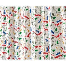Zoo PVC Shower Curtain