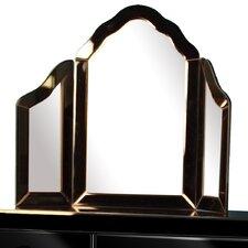 Bogenförmiger Schminktisch-Spiegel