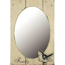 Wandspiegel Pretty Bird