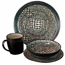 Komodo 16-Piece Dinnerware Set