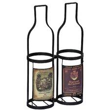 Weinregal Vintage für 2 FL.
