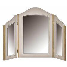Olivia Curved Dressing Table Mirror