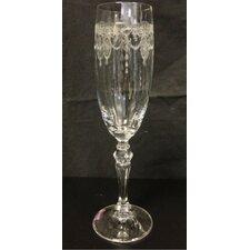 6 Piece 170 ml Champagne Flute Set