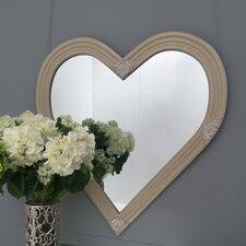 Wandspiegel Heart